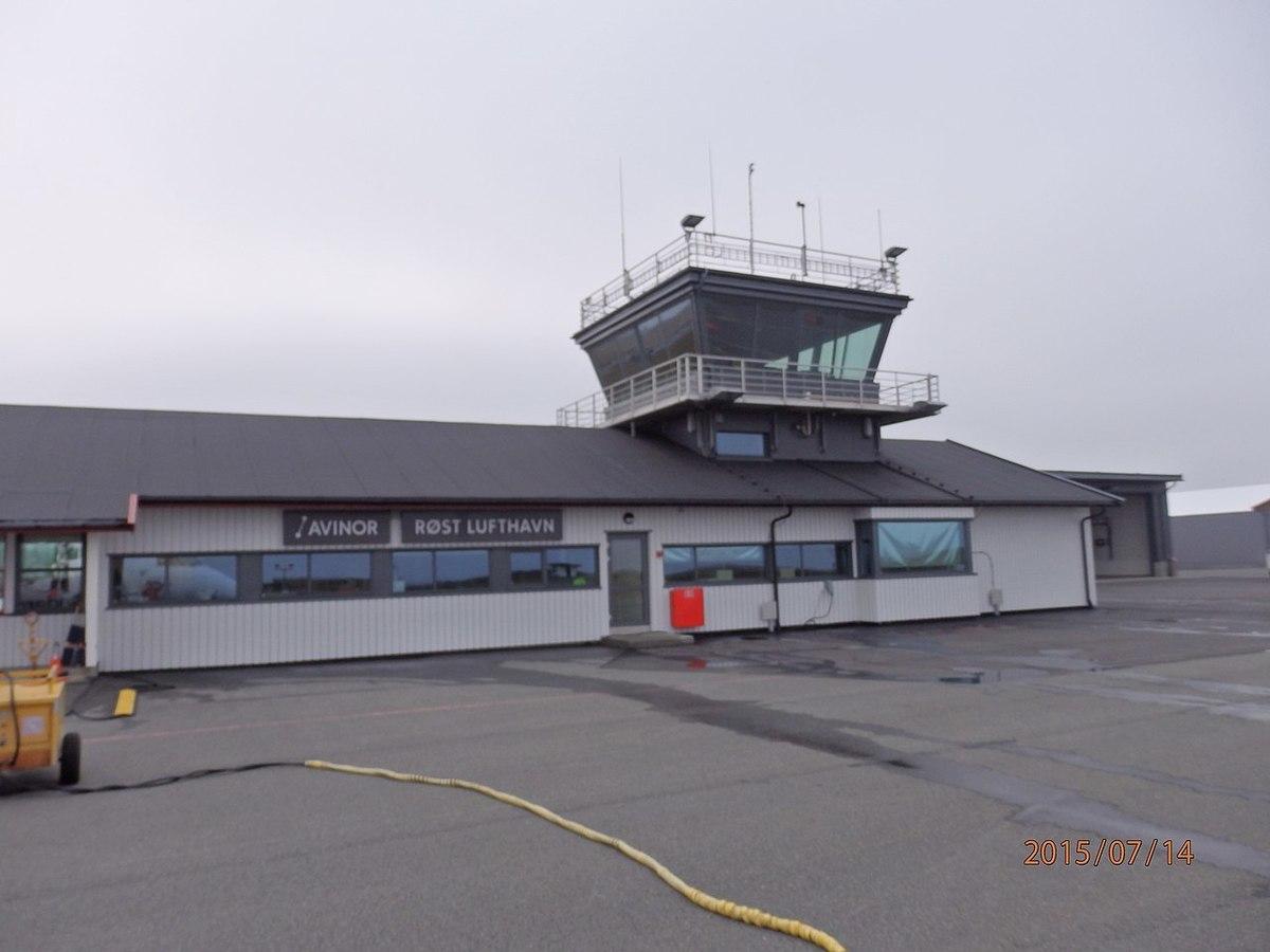 Standard 1280px røst lufthavn