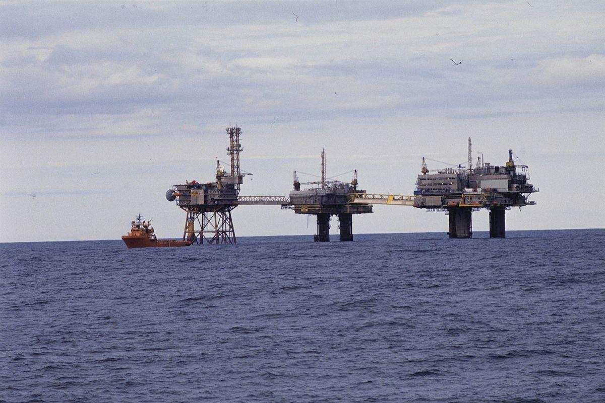 Standard friggfeltet   oljeplattformer  dex kf 000670