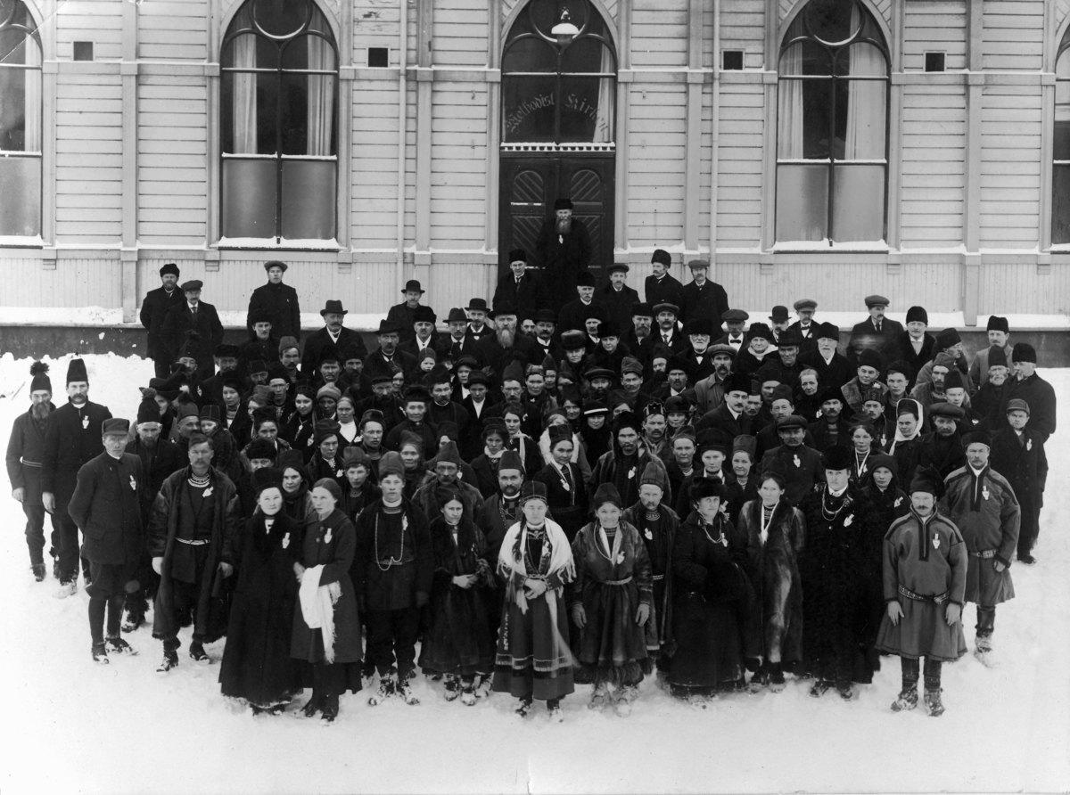 Standard samekonferansen trondheim 1917