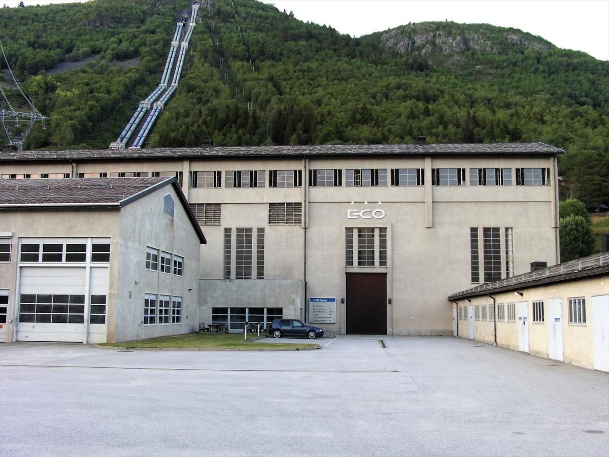 Standard hol i kraftverk
