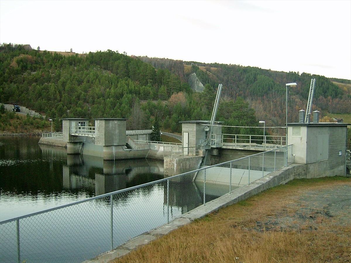 Standard olstappen dam  norway
