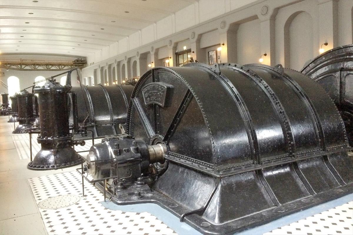 Standard vemork   turbinhallen i