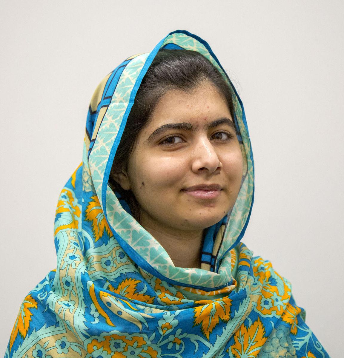Standard malala yousafzai 2015
