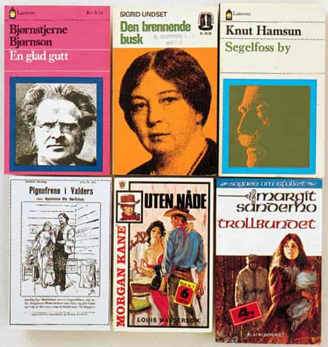 Norges litteraturhistorie – Store norske leksikon